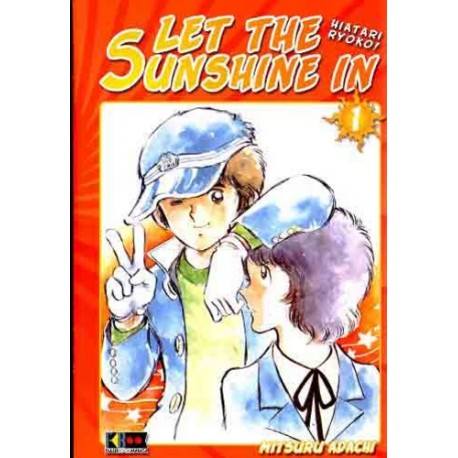 Let the Sunshine in - Hiatari Ryoko (Questa Allegra Gioventù)
