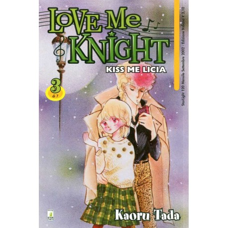 Love Me Knight