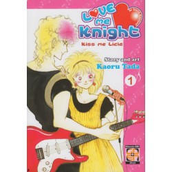 Love Me Knight - Kiss Me Licia