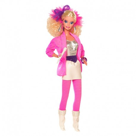 My Favorite Barbie - Rockers 1986