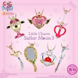 Little Charm Sailor Moon Set 3