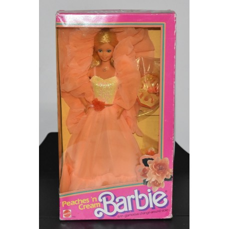 Barbie - Peaches n' Cream 1985 Fior di Pesco
