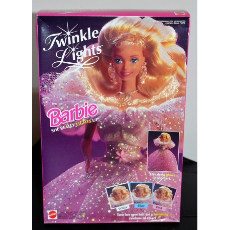 Barbie Twinkle Lights