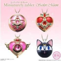 Sailor Moon Miniaturely Tablet - Crystal Star