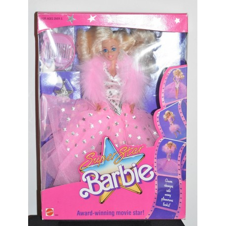 Barbie Super Star