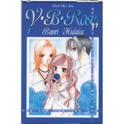 V.B. Rose - Velvet Blue Rose