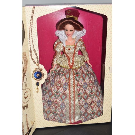Barbie Elizabethan Queen