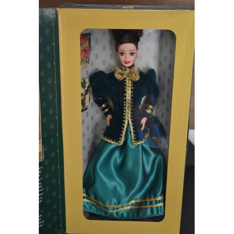 Barbie Yuletide Romance
