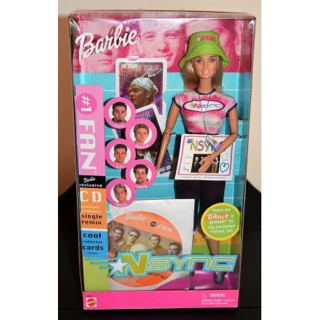Barbie NSync