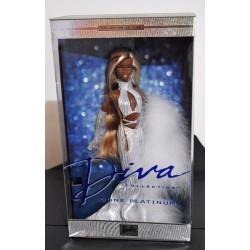 Barbie Diva Collection Gone Platinum
