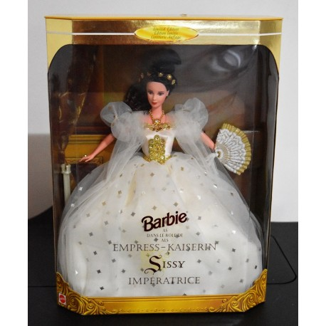 Barbie Empress Kaiserin Sissy