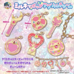 Sailor Moon Milk Pop Charm Acrylic