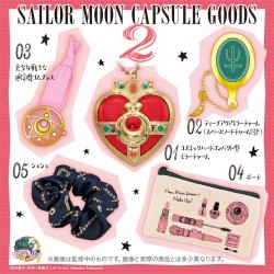 Sailor Moon Capsule Goods Set 2