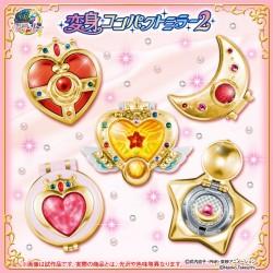 Sailor Moon Transformation Compact Mirror 2