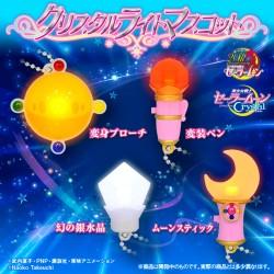 Sailor Moon Crystal Light Mascots