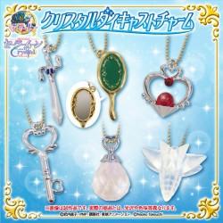 Sailor Moon Crystal Die Cast Charm 2016