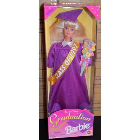 Barbie Graduation Class 1997