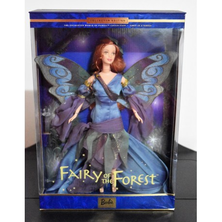 Barbie Fairy of the Forest