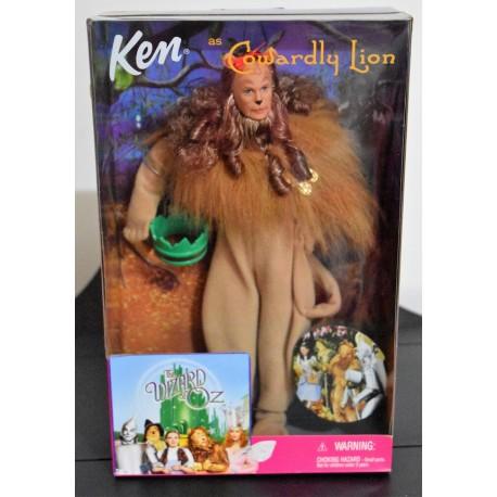 Ken The Wizard of Oz - Cowardly Lion - Leone Codardo