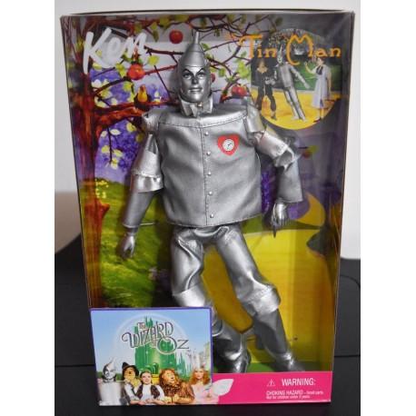 Ken The Wizard of Oz - Tin Man - Uomo di Latta