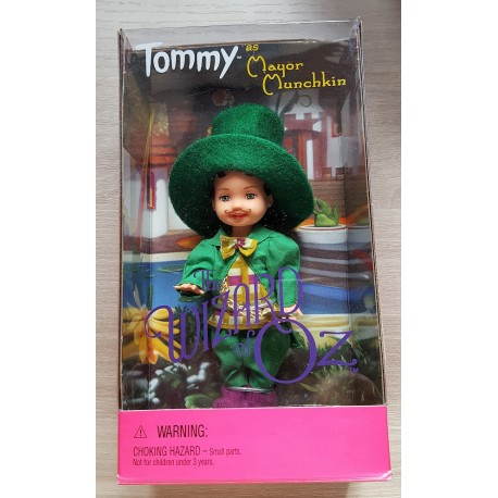 Barbie  - The Wizard of Oz - Tommy Mayor Munchkin