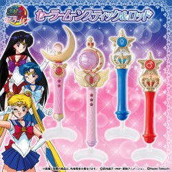 Sailor Moon Stick & Rod set 1