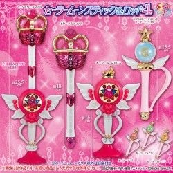 Sailor Moon Stick & Rod set 4