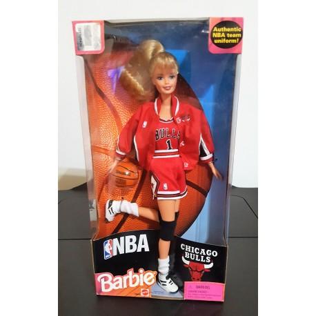 Barbie NBA Chicago Bulls