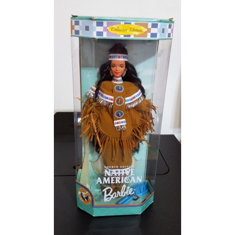 Barbie Native American