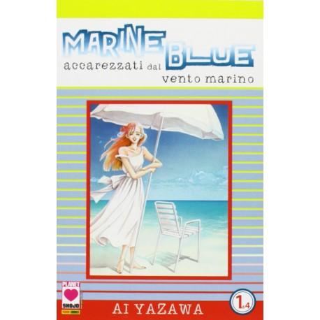 Marine Blue - Accarezzati dal vento marino