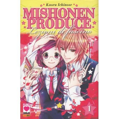 Mishonen Produce - lezioni di fascino
