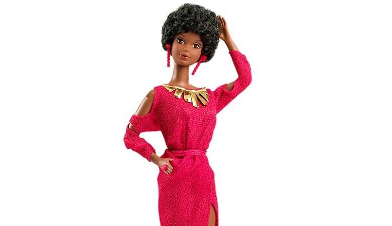 My Favorite Barbie - Black 1980