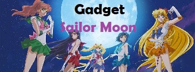 Sailor Moon Gadgets